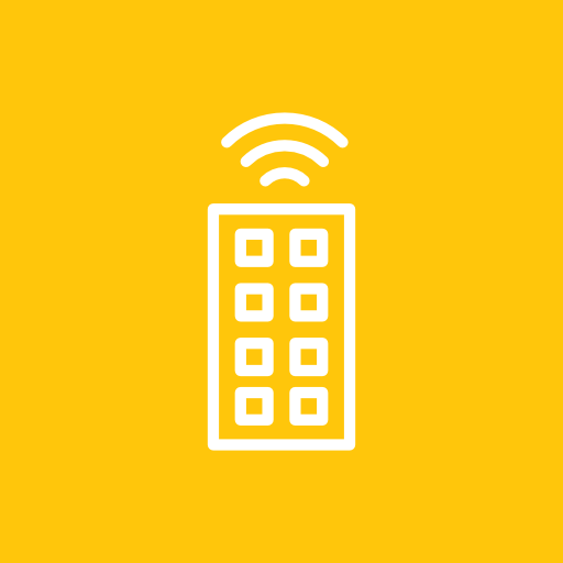 Remote, Control Icon Free Of The Internet Of Things Stroke Icons