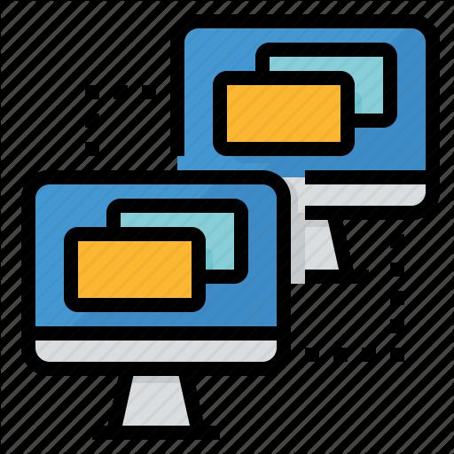 Control, Monitor, Monitoring, Remote Icon