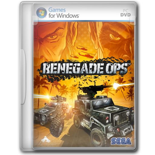 Renegade Ops Icon Game Cover