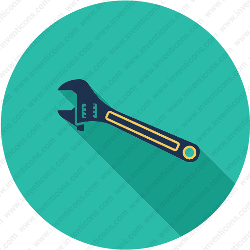 Download Wrench,configuration,fix,mechanic,repair,tool Icon