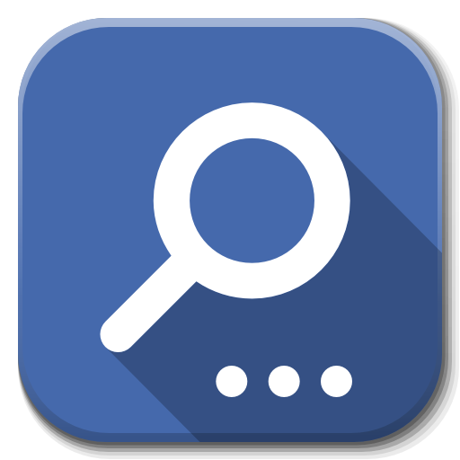Apps Search And Replace Icon Flatwoken Iconset Alecive