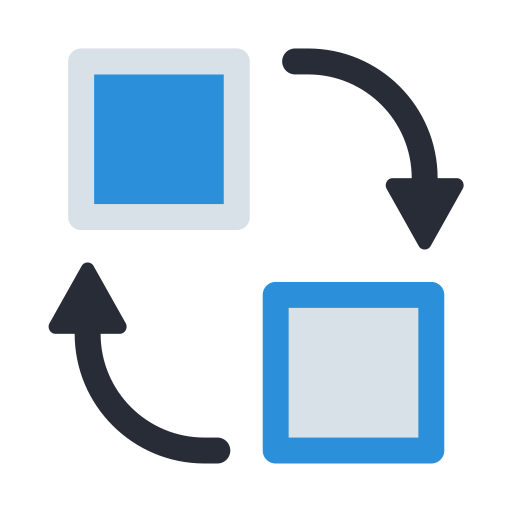 Replace, Switch, Switch Users Icon Png And Vector For Free