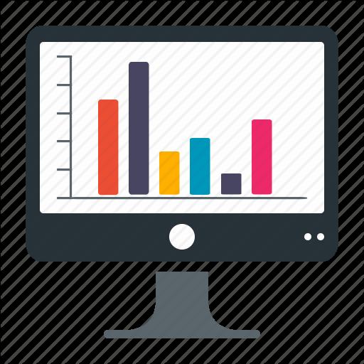 Annual, Chart, Dashboard, Report Icon