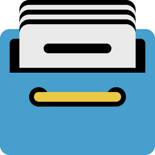 Archival Repository, Repository, Sync Icon With Png And Vector