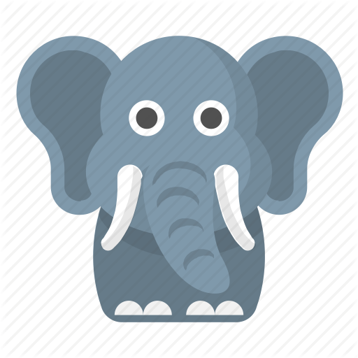 Animal, Elephant, Republican, Safari, Zoo Icon