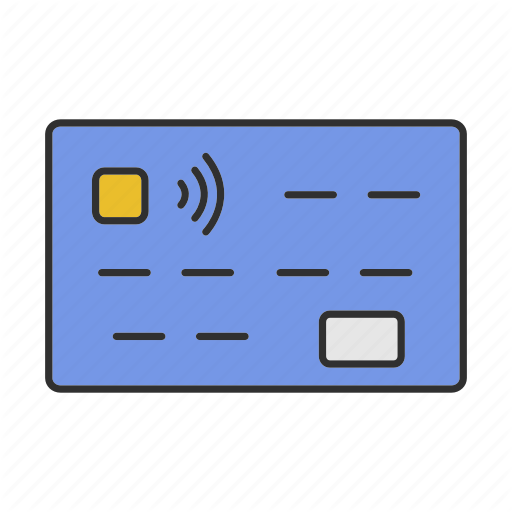 Banking, Card, Cashless, Credit, E Money, Money, Payment Icon