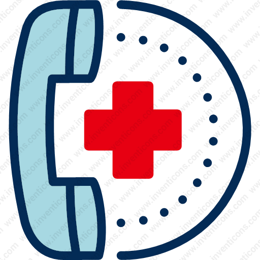 Download Emergency,rescue,supporthospital,care Icon Inventicons