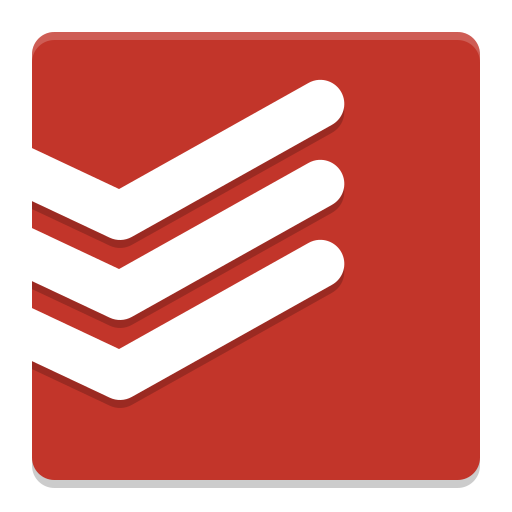 Goa Account Todoist Icon Papirus Apps Iconset Papirus