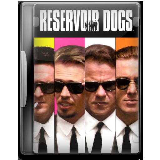 Reservoir Dogs Icon Movie Mega Pack Iconset