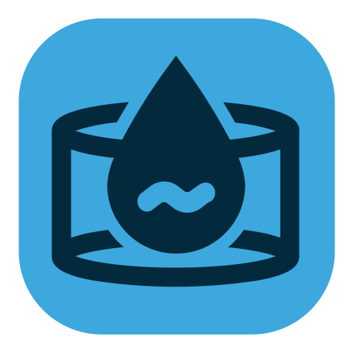 Sensitive Reservoir, Buildings, Tower Icon With Png And Vector