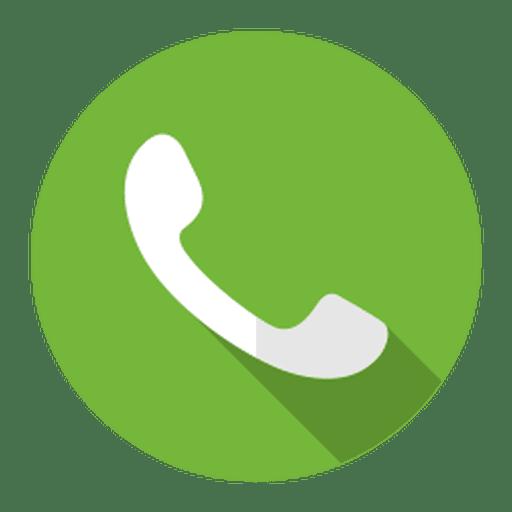 Telephone Call Icon Logo