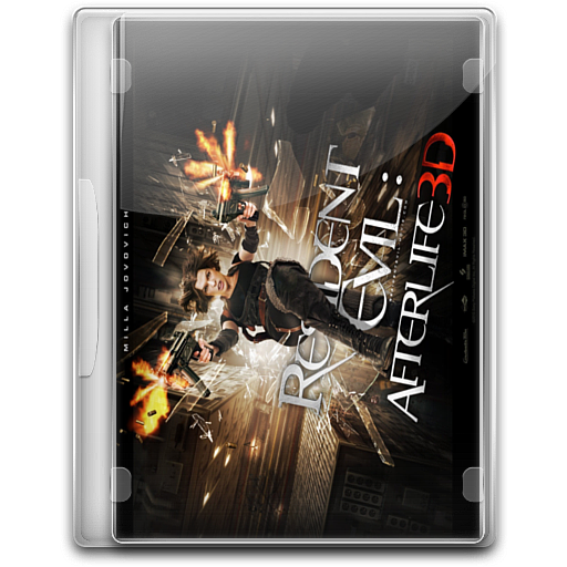 Resident Evil Afterlife Icon English Movies Iconset