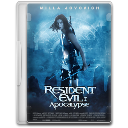 Resident Evil Apocalypse Icon Movie Mega Pack Iconset