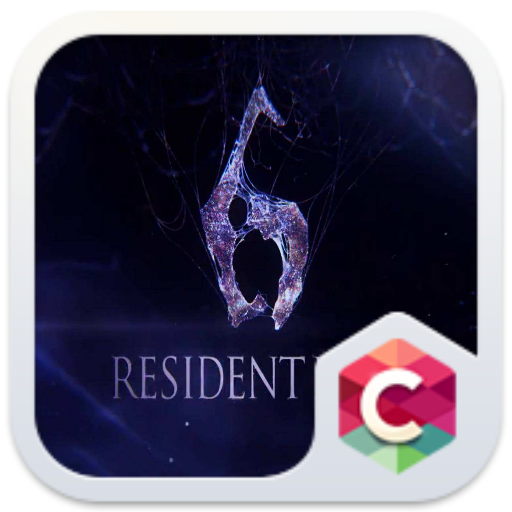 Resident Evil Free Android Theme U Launcher