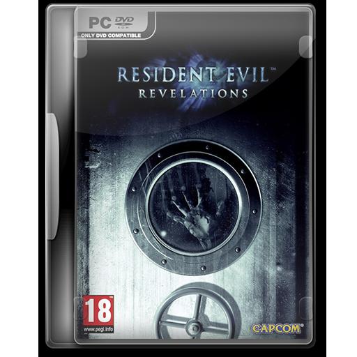Resident Evil Revelations Icon