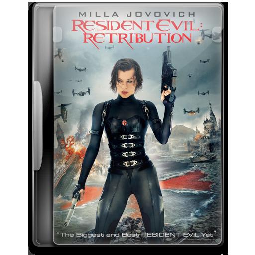 Folder Icons Resident Evil