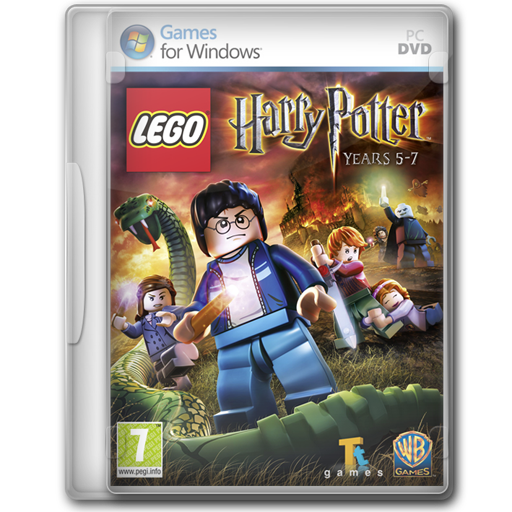 Lego Harry Potter Years Icon