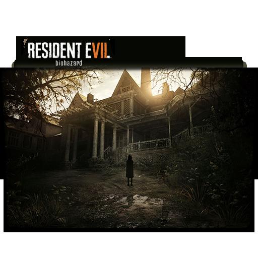Resident Evil Biohazard Folder Icon
