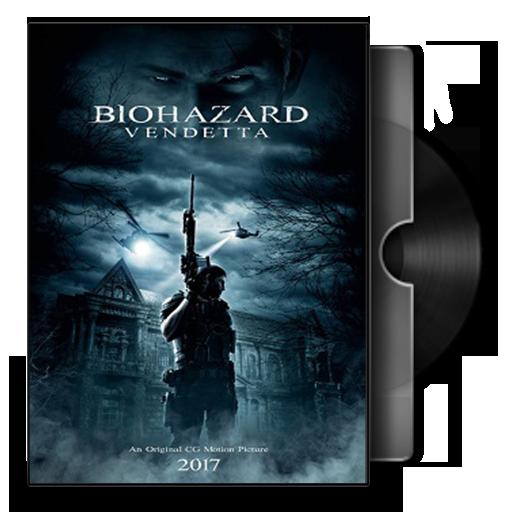 Resident Evil Vendetta Folder Icon