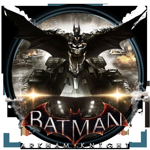 Download Free Batman Arkham Knight Transparent Background