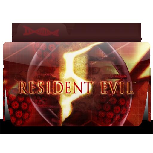 Download Icon Folder Resident Evil Movie