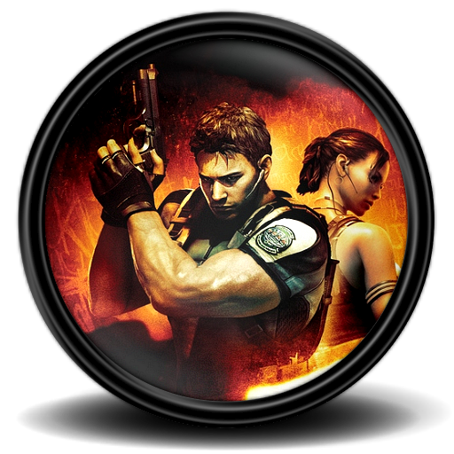 Resident Evil Icon Mega Games Pack Iconset Exhumed