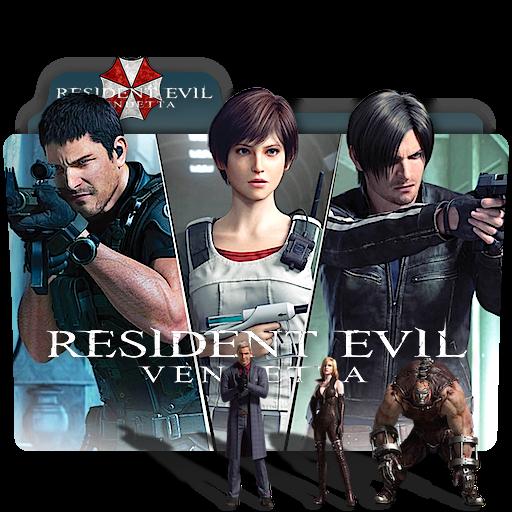 Resident Evil Vendetta Transparent Png Clipart Free Download