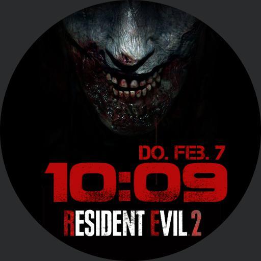 Results For Resident Evil