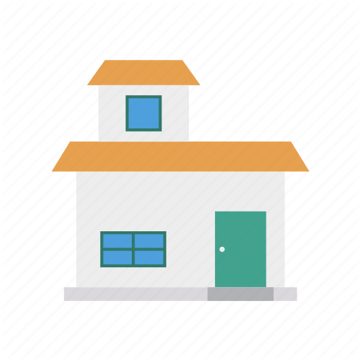 Apartment, Home, House, Residential Icon