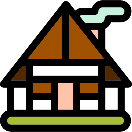 House, Home, Residential Icon
