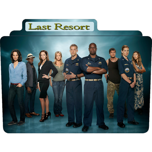 Last Resort Icon Tv Movie Folder Iconset Aaron Sinuhe