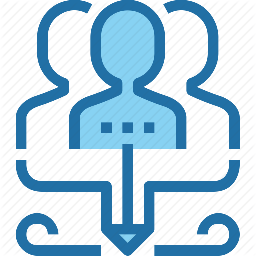 Business, Human, Learning, Management, People, Resources Icon