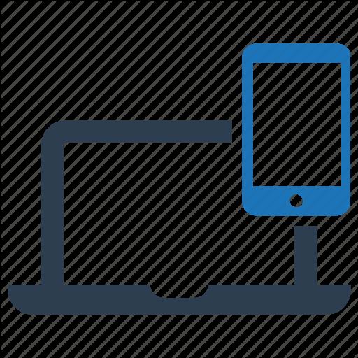 Application, Devices, Responsive Design Icon