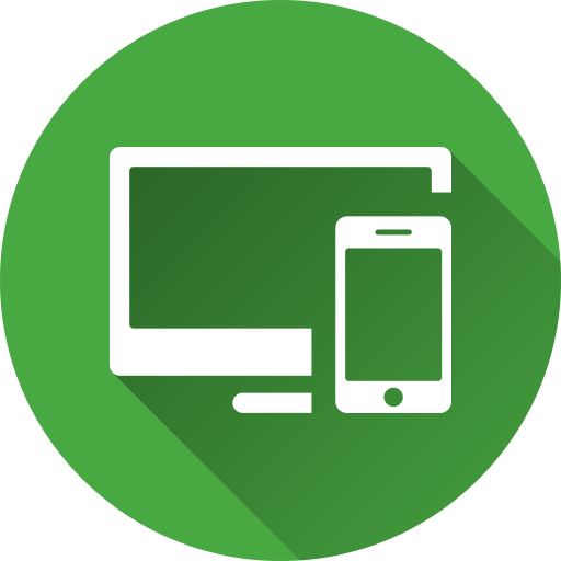 Swell Responsive Design Icon Swell