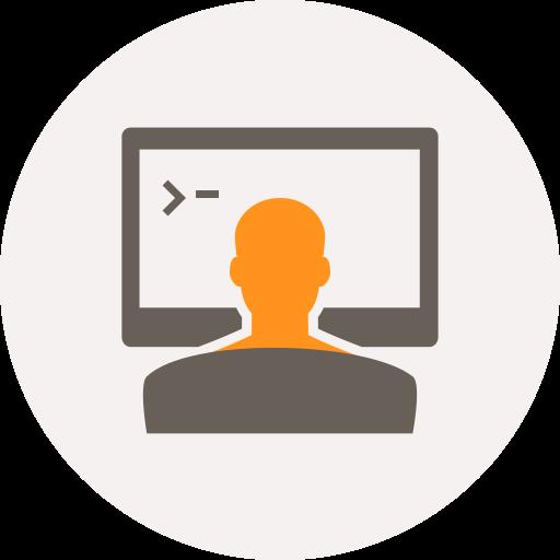 Responsive, Development, Adaptive, Device, Layout, Grid, Screen Icon