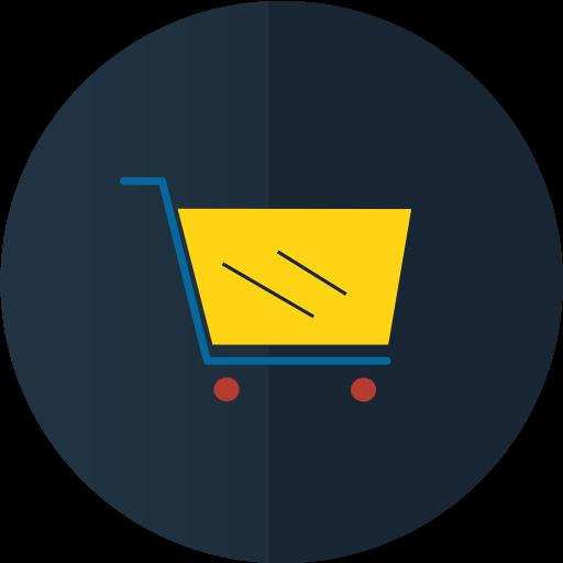 Ecommerce Icon Services Flat Iconset