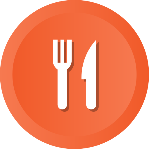 Food, Fork, Kitchen, Knife, Meanns, Restaurant Icon Free Of Ios