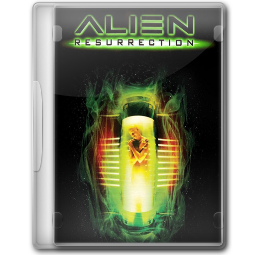 Alien Resurrection Icon Alien Collection Iconset