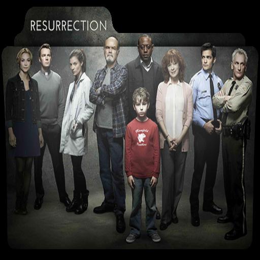 Resurrection, Tv, Series, Folder, Folders Icon Free