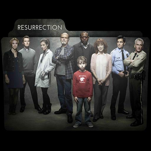 Resurrection Icon Midseason Tv Series Iconset Limav