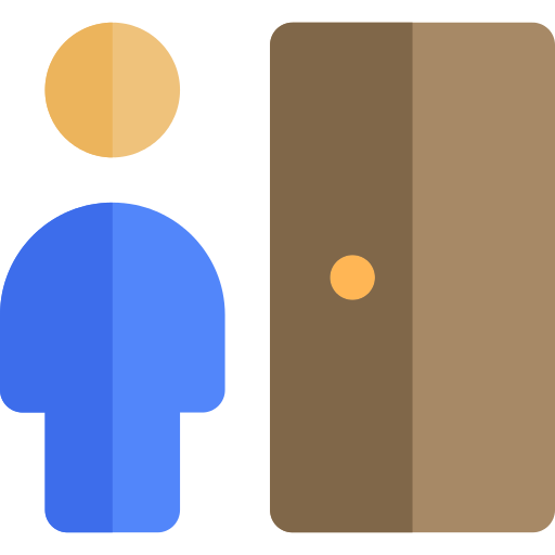 Retirement Door Png Icon