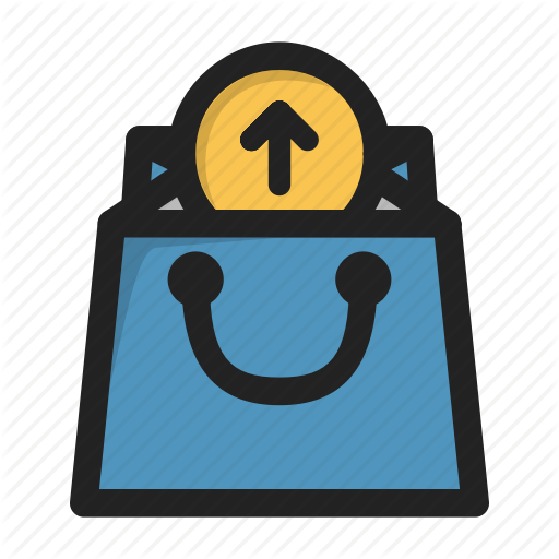 Bag, Business, Finance, From, Money, Retrieve, Shop Icon