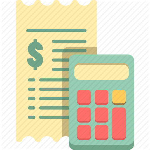 Bill, Calculation, Invoice, Payment, Receipt Icon