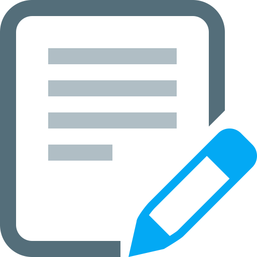 Write Review Icon Png Png Image