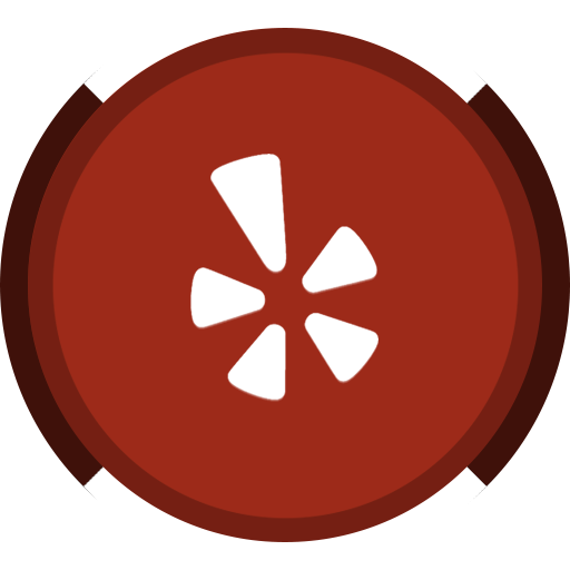 Yelp, Review, Social Icon