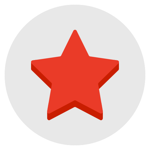 Star, Review, Favorite, Favourite, Rating, Rate Icon