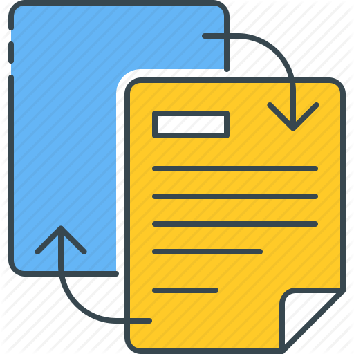 Exchange, Learning, Literature, Notes, Revise, Revision, Study Icon