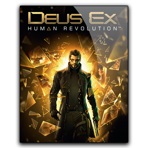 Icon Deus Ex Human Revolution