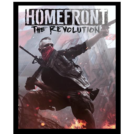 Icon Homefront The Revolution