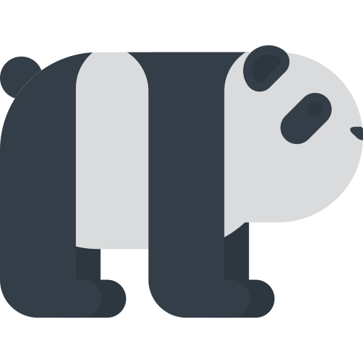 Panda, Revolution Icon With Png And Vector Format For Free